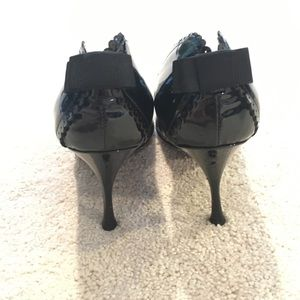 Hollywould Shoes - Black heels